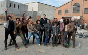 The Walking Dead Cast - Candid