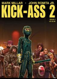 kick ass 2 comic