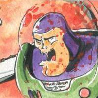 Buzz Lightyear (& Woody)