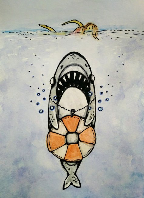 Murphypop JAWS artwork