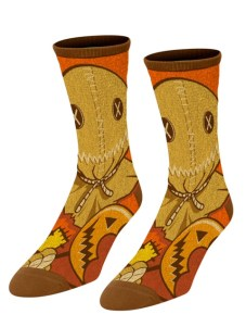 Halloween Giveaway - Fright Rags Trick 'r Treat Sam socks