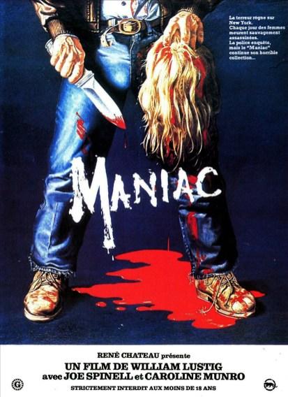 9.Maniac