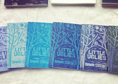 Little Uglies cover variations