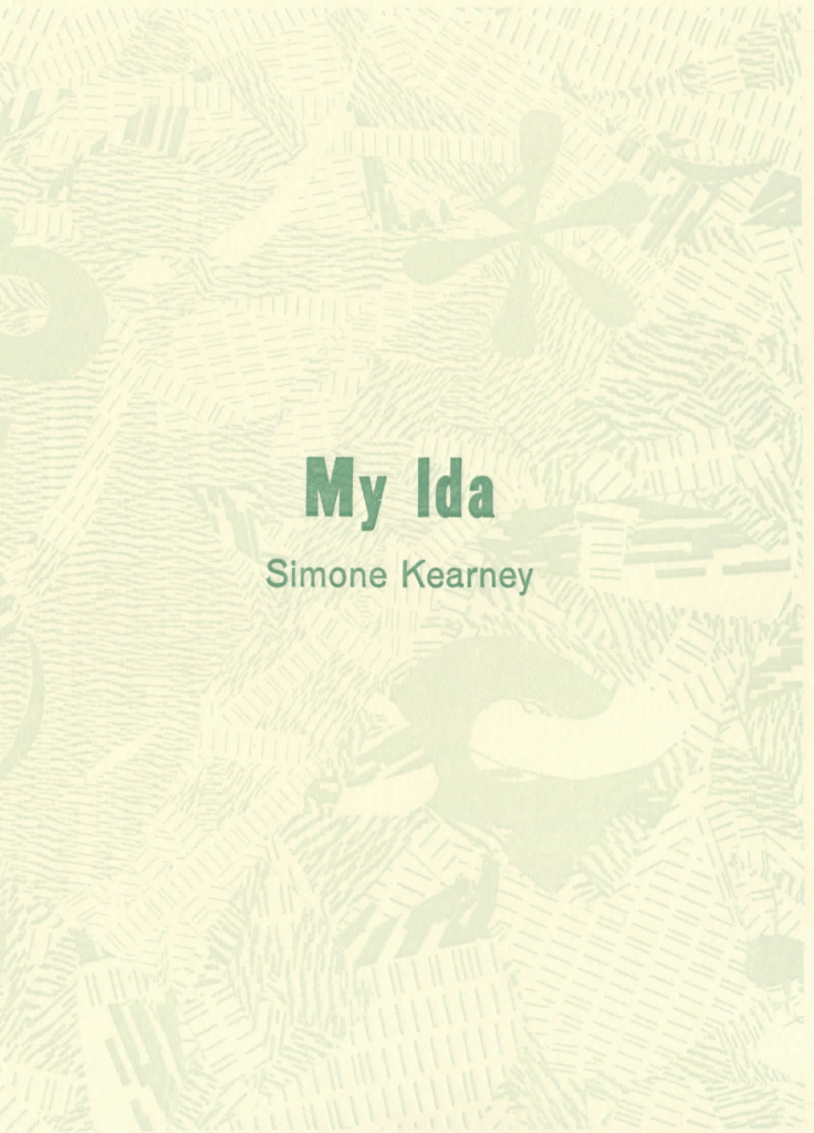 My Ida by Simone Kearney