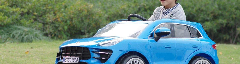 carro elétrico infantil