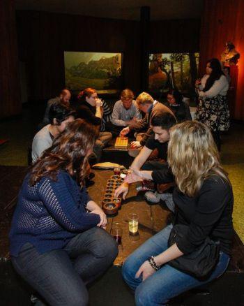 game night amnh