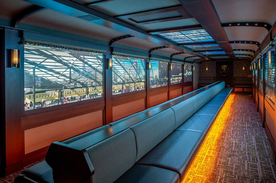 St Louis Aquarium Express Train Experience
