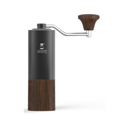 TimemoreG1Black and wood grinder