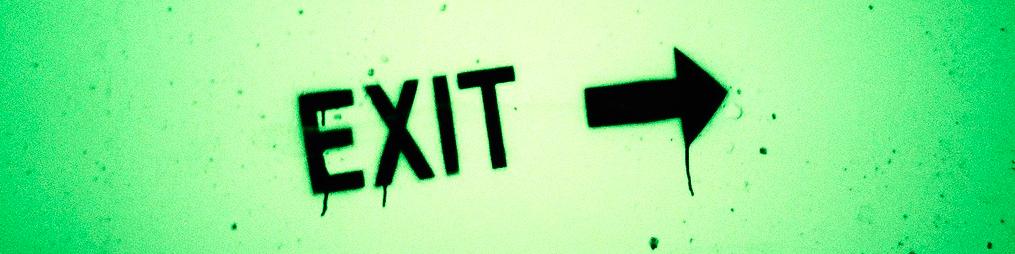 green-exit-header
