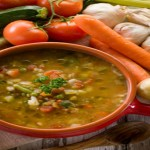Hearty Soup Recipes: Tomato, Bean and Veggie Soup