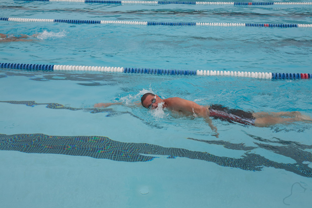 Swimming in Later Life