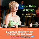 Strength Training Has Amazing Benefits for Baby Boomers