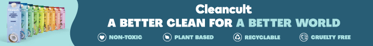 Cleancult – Effective Natural Cleaning Products