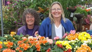 Soleia & Debbie - Bloomers Home and Garden Center