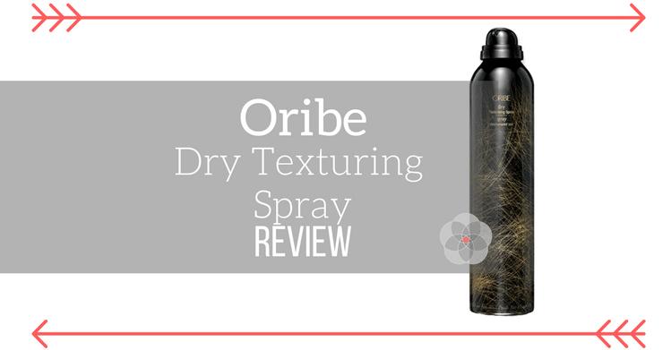 Oribe Dry Texturing Spray Review