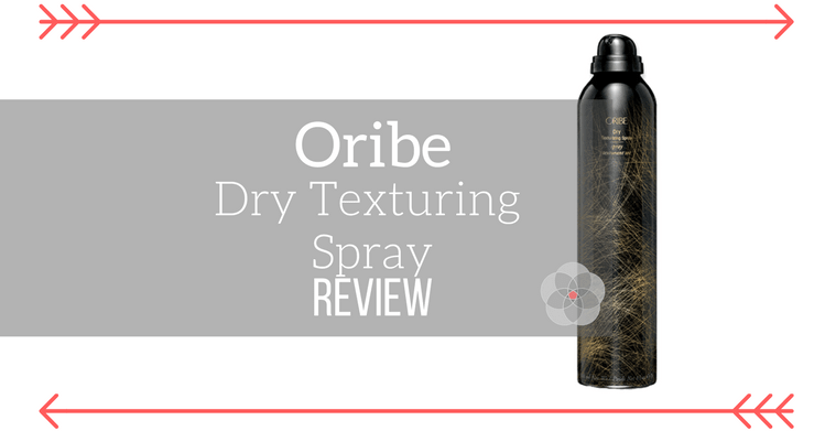 Oribe Dry Texturing Spray Review