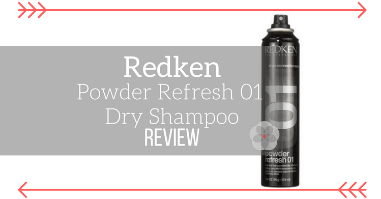Redken Powder Refresh 01 Dry Shampoo Review
