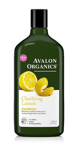 Avalon Organics Clarifying Lemon