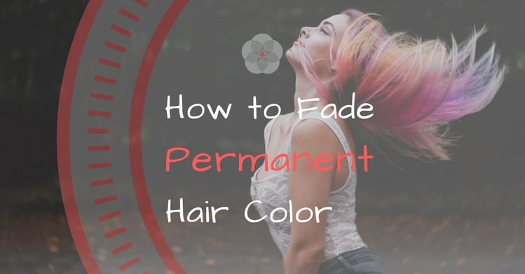 How to Fade Permanent Hair Color