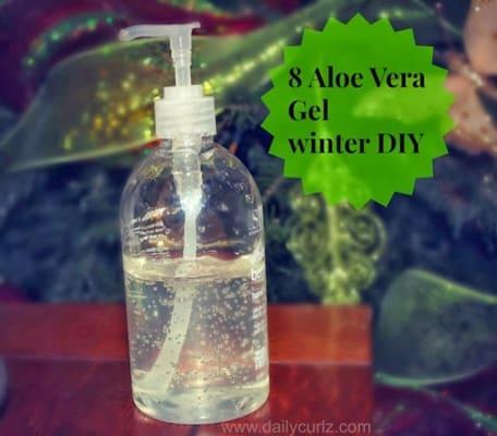 Aloe Vera Hair Mist