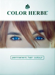 Color Herbe Permanent Hair Color
