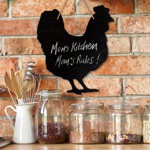 Rustic Chicken Chalkboard