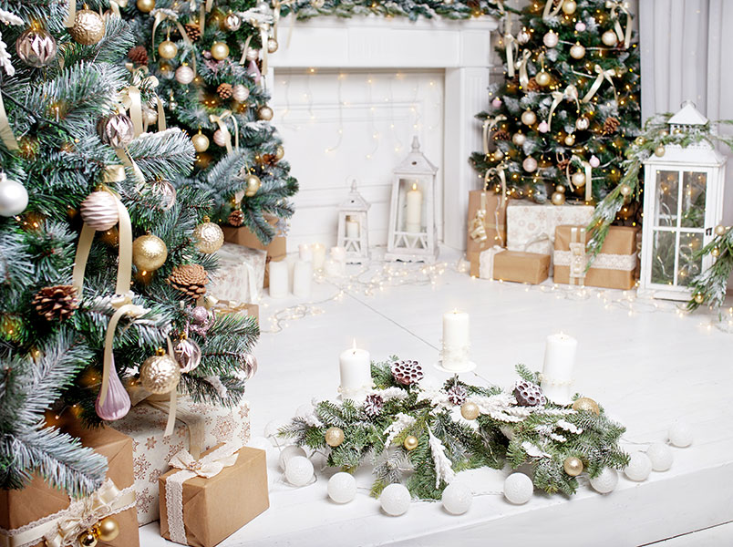 se style christmas tree