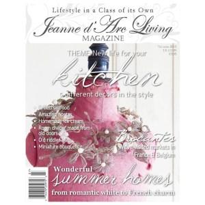 Jeanne D' Arc Living Magazine 7th Edition