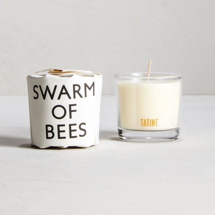 Swarm Of Bees Votive Candle