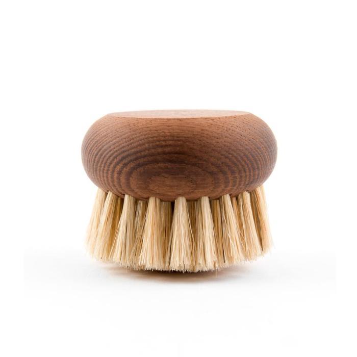 Heritage Ash Wood Body Brush