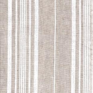 Natural French Ticking Stripe