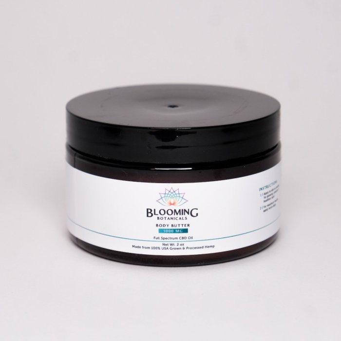 Whipped Chocolate CBD Body Butter