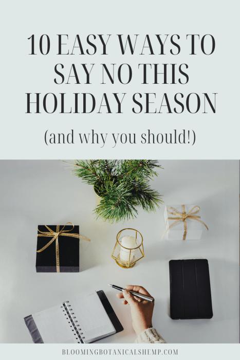 combat holiday stress