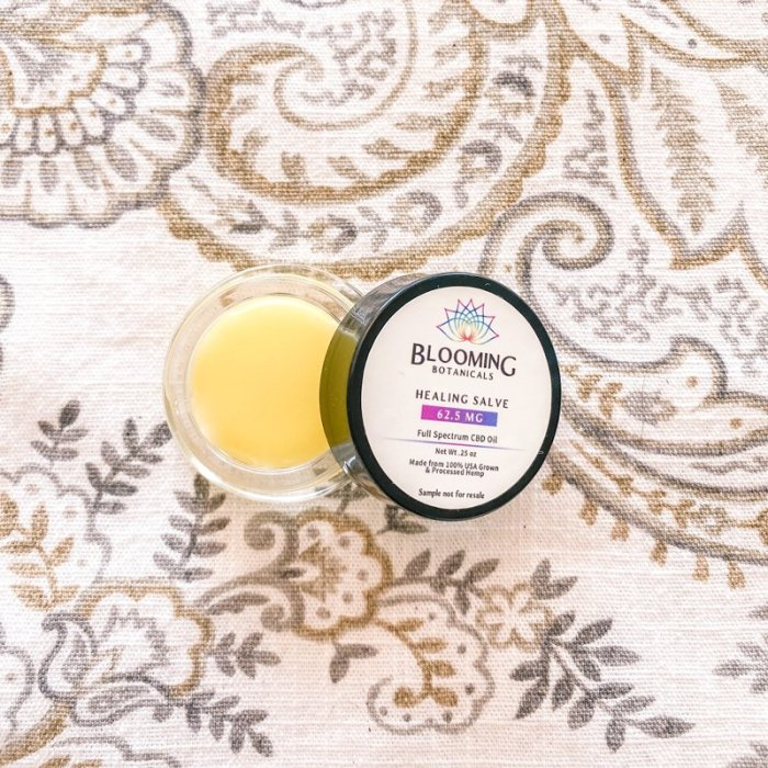 Mini CBD Healing Salve