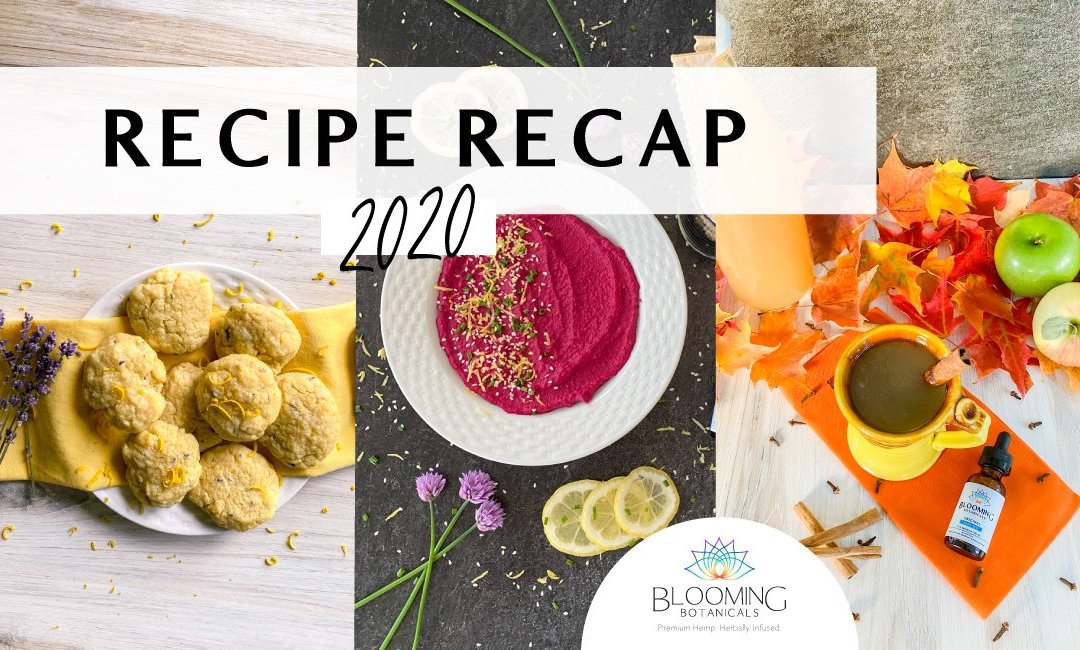 Blooming Botanicals' Recipe Recap