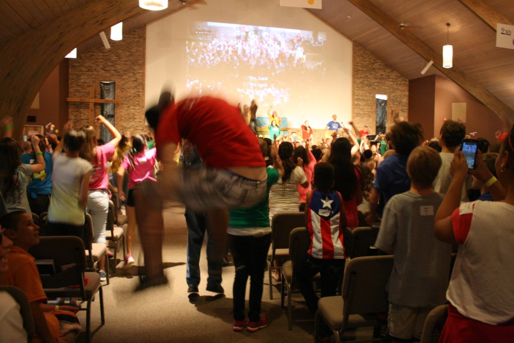 Bloomingdale Church Day Camp 2015