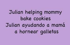Julian Cookies