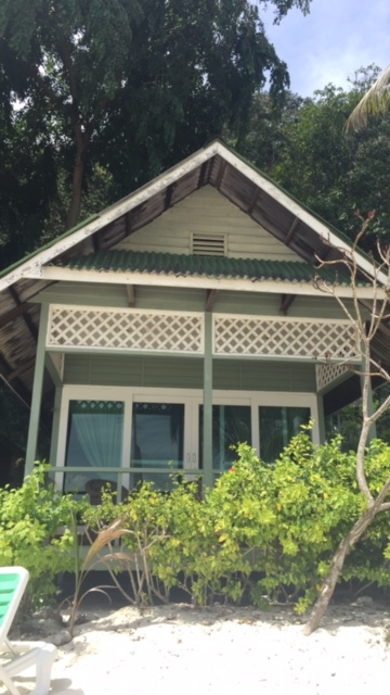 Our Beachfront Cottage