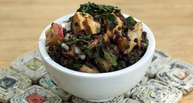 bg_blog lentil potato chard salad