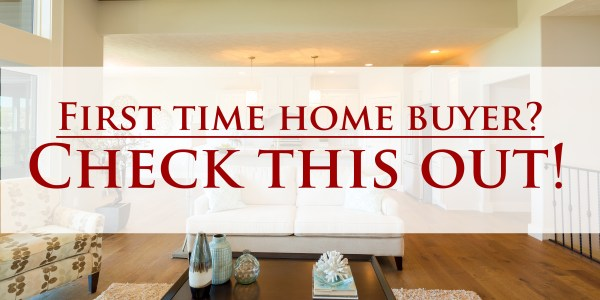 First Time Home Buyer Blog Post