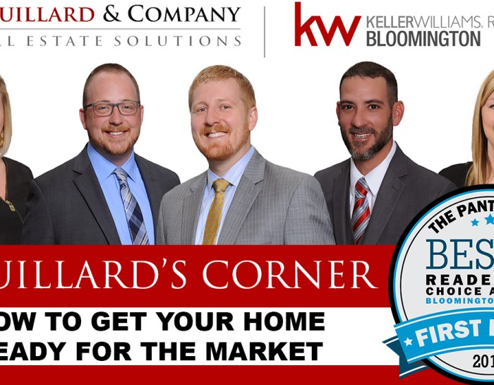 How To Get Your Home Ready For The Market