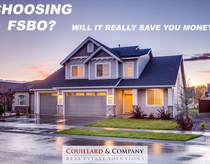 Choosing FSBO? Will It Really Save YOU Money?