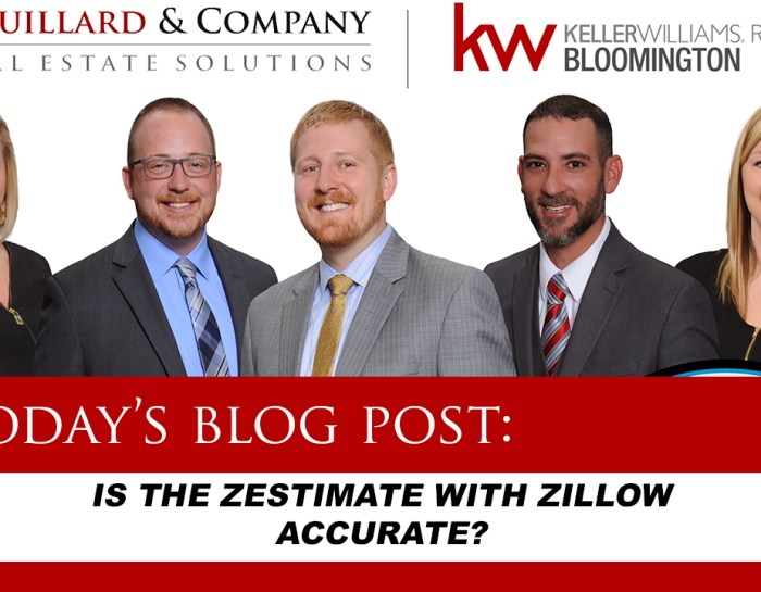 Is The Zestimate With Zillow Accurate?