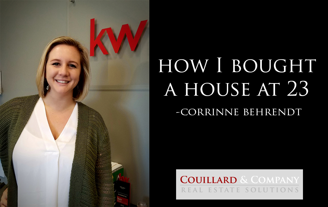 How I Bought a House at 23 Years Young