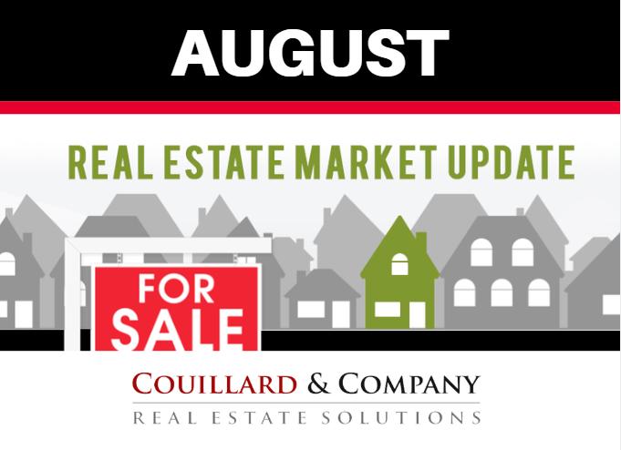 Couillard's Corner – August 2018 Market Update