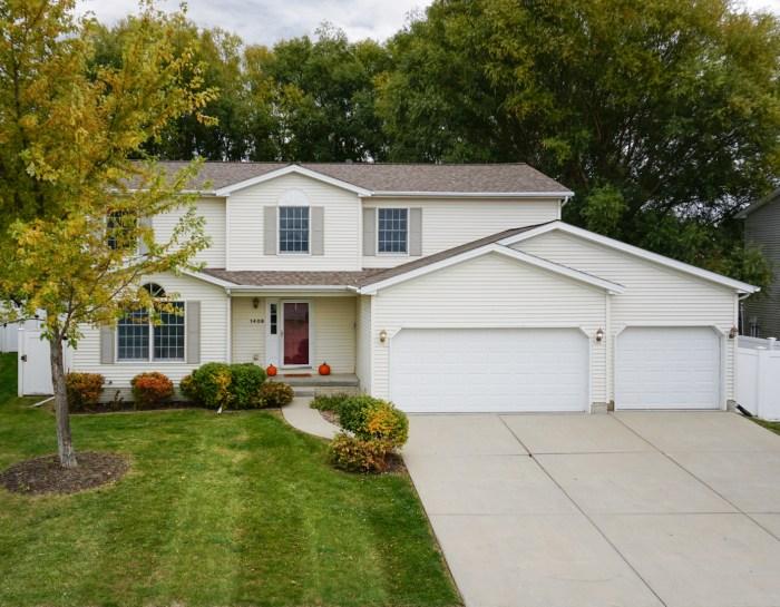 1408 Cashel Drive, Bloomington, IL 61704 – SOLD