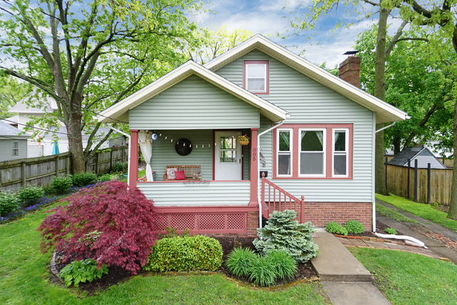 805 S Lee St , Bloomington, IL 61701- SOLD!