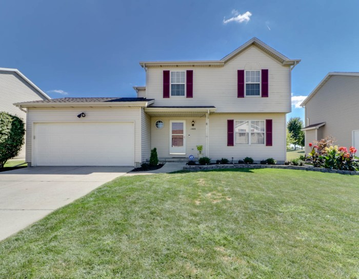 1405 Lismore Lane,      Normal IL 61761- SOLD!