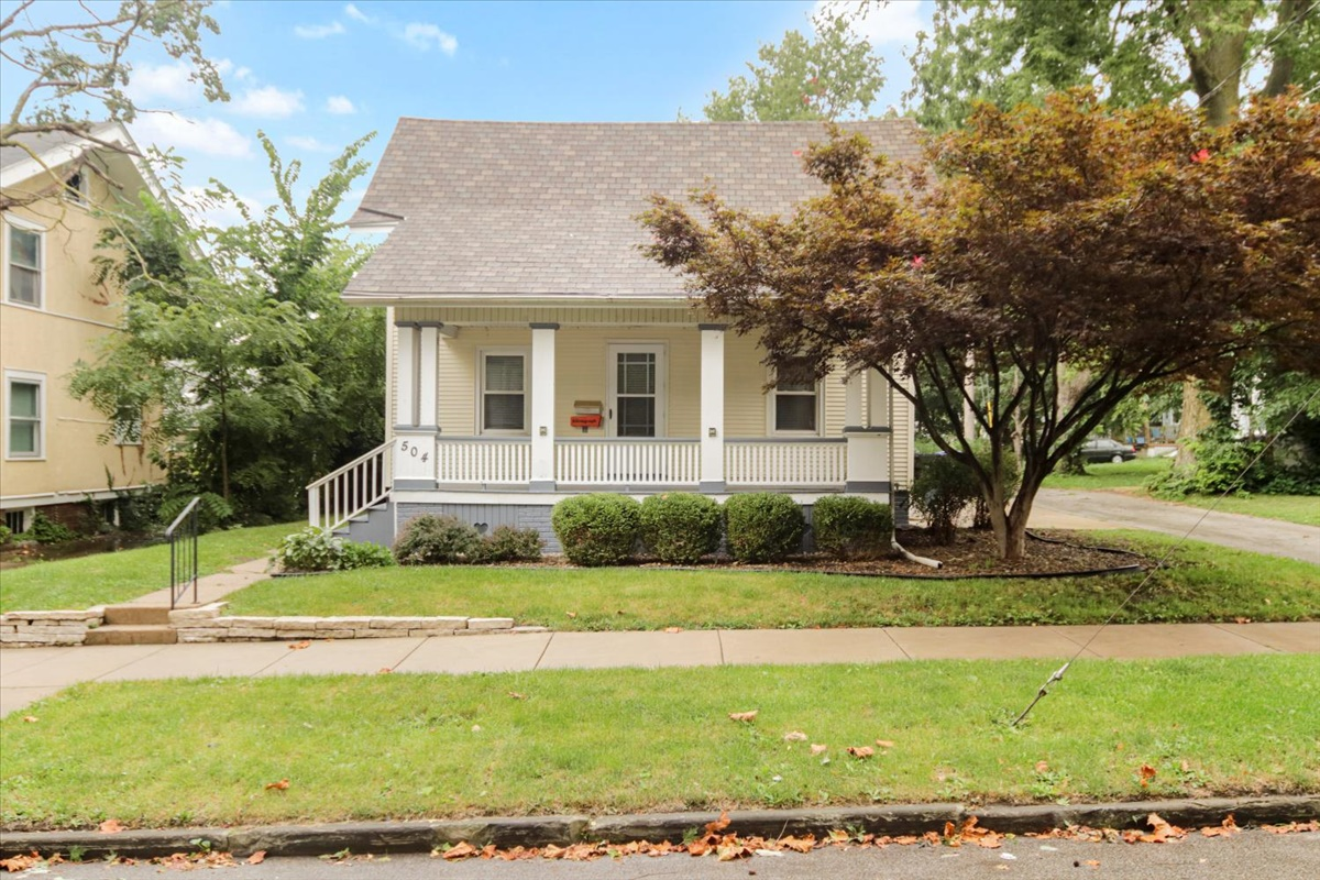 504 N. Evans St, Bloomington, IL 61701 – SOLD