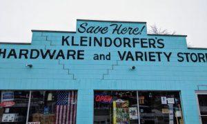 Kleindorfer's Hardware & Variety Store